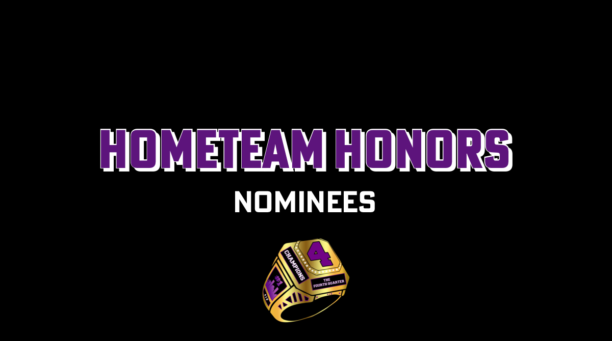2021 Hometeam Honors: Nominations List